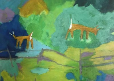 white_tail_deer-24x24-acrylic_on_canvas